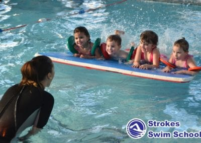 Strokes Swim School Essex